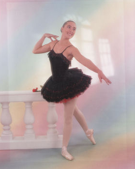 Image of Laura Wilson - from ballet photo session.